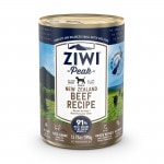Ziwi-peak-dog-can-390g-beef-front