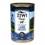 Ziwi-peak-dog-can-390g-lamb-front