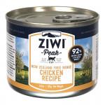 Ziwi-peak-cat-can-185g-free-range-chicken