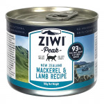 Ziwi-peak-cat-can-185g-mackerel-lamb