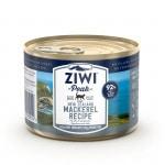 Ziwi-Peak-cat-can-Mackerel-185g